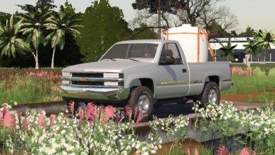 Photo of FS19 – Chevrolet Silverado V3