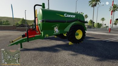 Photo of FS19 – Conor 2350G Tanker Modu