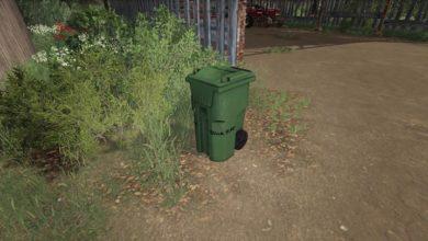 Photo of FS19 – Yerleştirilebilir Bahçe Çöp Kutusu