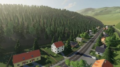 Photo of FS19 – Dalberg Köy Haritası