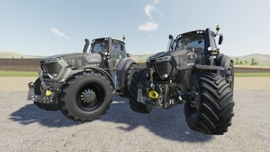 Photo of FS19 – Deutz-Fahr 9 Serisi V1.0.5.0