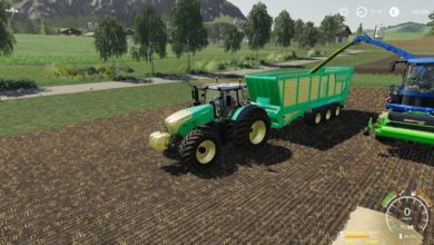 Photo of FS19 – Fendt 1000 Vario Traktör V1.1