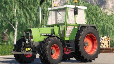 Photo of FS19 – Fendt Farmer 30X Traktör