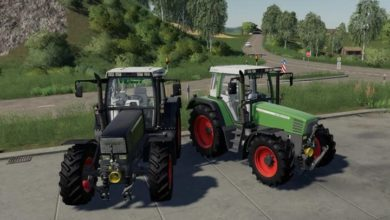 Photo of FS19 – Fendt Favorit 500 Traktör V3