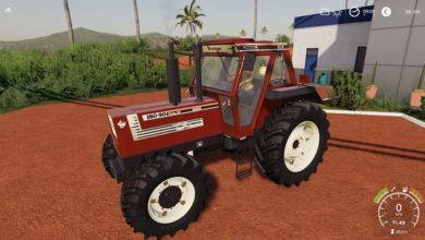 Photo of FS19 – Fiatagri 180 Traktör