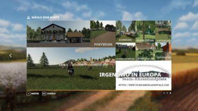 Photo of FS19 – Irgendwo 4Fach Avrupa Haritası V1.3.5