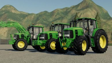 Photo of FS19 – John Deere 7030 Premium Serisi V1.3
