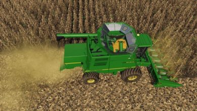 Photo of FS19 – John Deere 9650 Biçerdöver