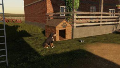 Photo of FS19 – Yerleştirilebilir Köpek Kulübesi