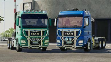 Photo of FS19 – Man TGX Orman Kamyonu V1.1