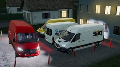 Photo of FS19 – Mercedes-Benz Sprinter MK4 V0.5