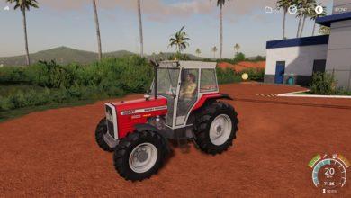 Photo of FS19 – Massey Ferguson 390T Traktör V1.0.1.0