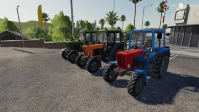 Photo of FS19 – MTZ-100 Traktör V2