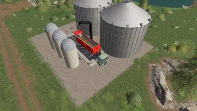 Photo of FS19 – Yerleştirilebilir Tahıl Depolama Silosu V1.2
