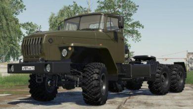 Photo of FS19 – Ural 44202 Kamyon Modu