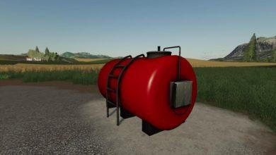 Photo of FS19 – Yerleştirilebilir Yakıt Tankı