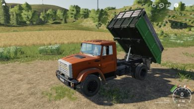 Photo of FS19 – Zil 45065 Kamyon Modu V2