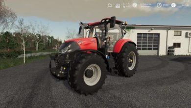 Photo of FS19 – Case Ih Puma Cvx Traktör V2