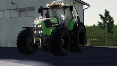 Photo of FS19 – Deutz Ttv Traktör
