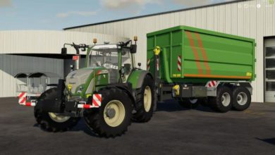 Photo of FS19 – Fendt Vario 700 Serisi