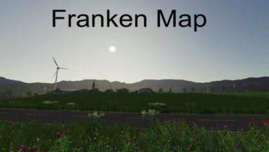 Photo of FS19 – Franken Haritası V2