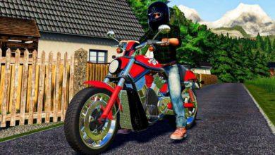 Photo of FS19 – Harley Davidson 1100CC Motorsiklet Modu