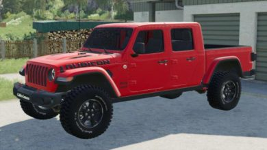 Photo of FS19 – Jeep Gladiator 2020 Model