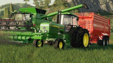 Photo of FS19 – John Dere 4755 – 4955 Traktör V1.1