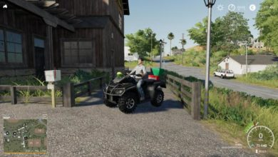 Photo of FS19 – Lizard ATV Modu