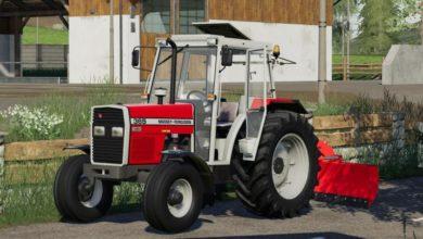 Photo of FS19 – Massey Ferguson 365 Traktör V2