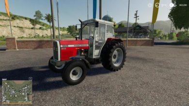Photo of FS19 – Massey Ferguson 365 Traktör Modu