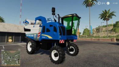 Photo of FS19 – New Holland 9060L Üzüm Hasat Makinası