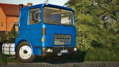 Photo of FS19 – Roman Diesel Tır Modu V0.0.0.1