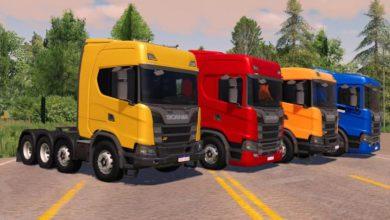 Photo of FS19 – Scania Paketi V6
