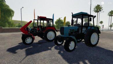 Photo of FS19 – Umz 8240 Traktör V2