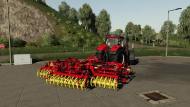 Photo of FS19 – Vaderstad Carrier X525 Kültivatör