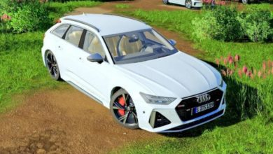 Photo of FS19 – Audi Rs6 Avant 2020 Model Araba Modu