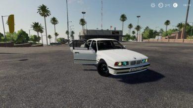 Photo of FS19 – Bmw 520 Araba Modu
