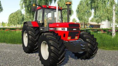 Photo of FS19 – Case International 1255-1455 Traktör