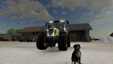 Photo of FS19 – Claas Arion 600 (610, 620, 630, 640) V1.2.2