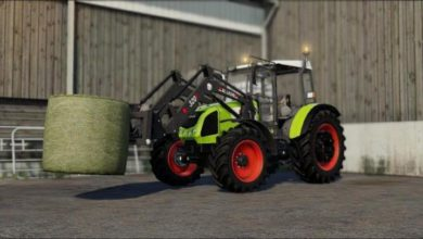 Photo of FS19 – Claas Celtis 456RX Traktör