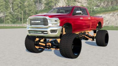 Photo of FS19 – Dodge Ram 2500 (DJ) 2019 Model Pikap Modu
