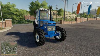 Photo of FS19 – Ford 7610 Traktör