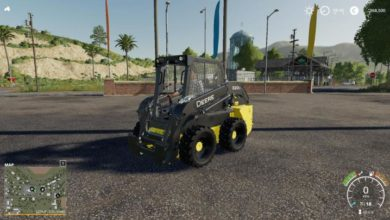Photo of FS19 – John Deere 320G Mini Yükleyici