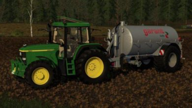 Photo of FS19 – John Deere 6010 Amerikan Traktörü