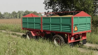 Photo of FS19 – Lizard D83 Römork