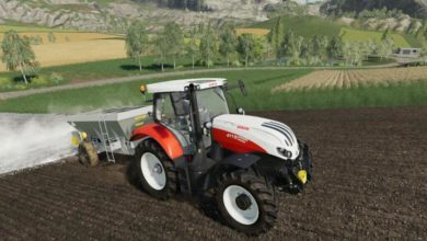 Photo of FS19 – Lizard Rcw5 Kireç ve Gübre Serpme Makinası