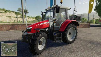 Photo of FS19 – Massey Ferguson 5400 Traktör V2