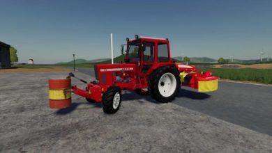 Photo of FS19 – Mtz 82 Export Traktör