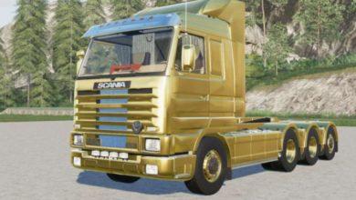 Photo of FS19 – Scania 143M 500 4 Akslı Tır Modu
